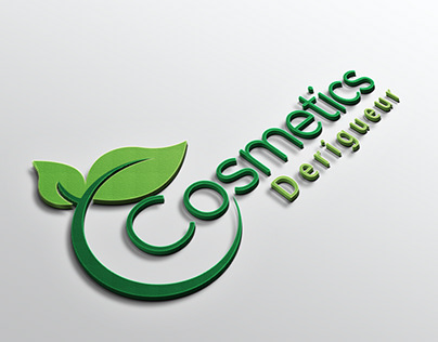 Cosmetics And Beauty Logo