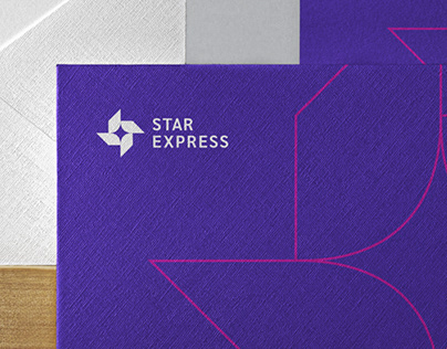 Star Express Logo & Corporate Identity Design