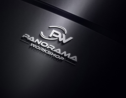 Automotive Logo Design With 4 Free Mockup