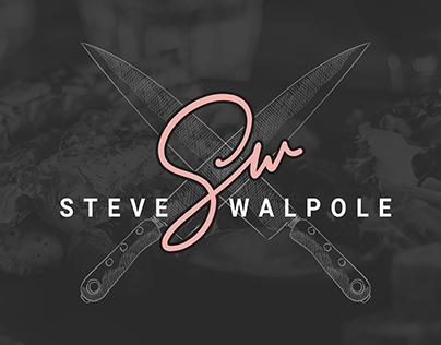 Steve Walpole restaurant branding