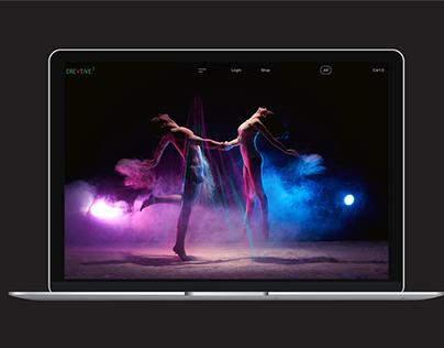 Creative 3 AR App