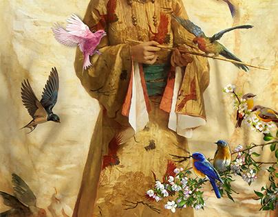 Speech of the Birds (منطق الطیر)