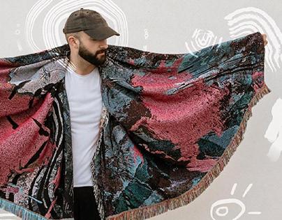 Composition #12 Blanket