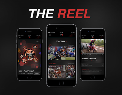 UI/UX Design: The Reel