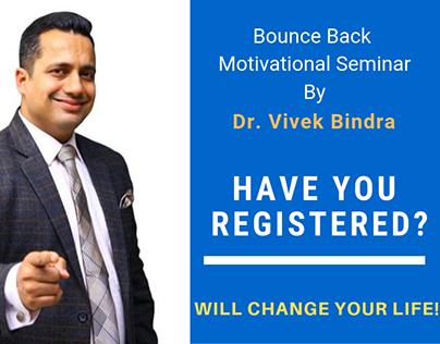 Vivek Bindra Promotion Project