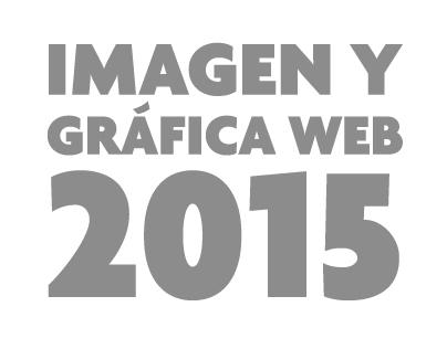 IMAGEN Y GRÁFICA WEB 2015
