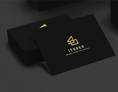 Visual identity ITHAKA Deluxe Home