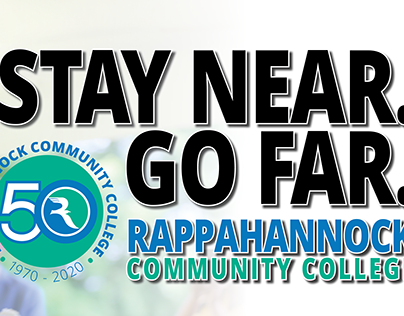 Billboards for Rappahannock Community College
