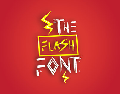 The Flash Font