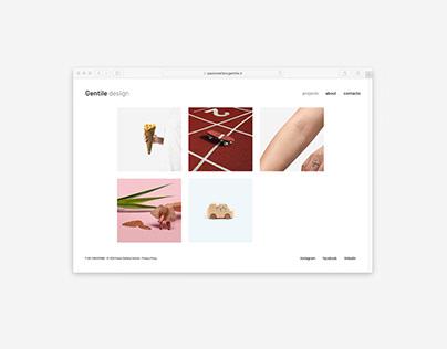 Website - Paolo Stefano Gentile