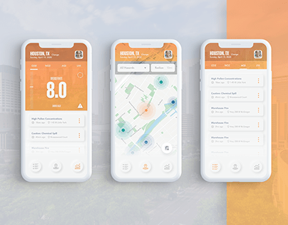 Air Quality Index App