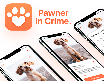 Pawner In Crime App: UI/UX Case Study