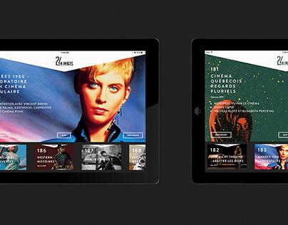 24 Images - UX UI design