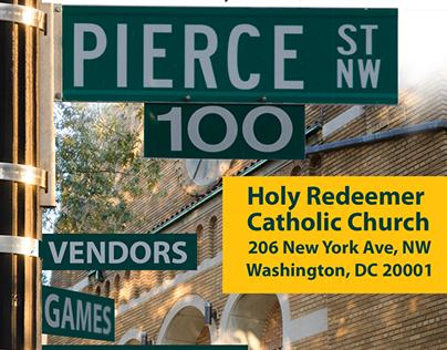 Holy Redeemer Fall Festival Flyer
