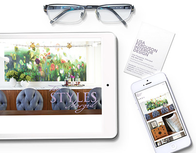 WEBSITE: Lisa Ferguson Interior Design