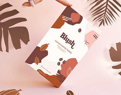 Blush Cosmetics / Branding & Packaging