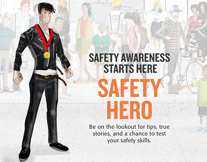 UX and Design for Port Authority Safety Game