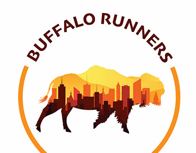 Buffalo Runners Podcast Logo