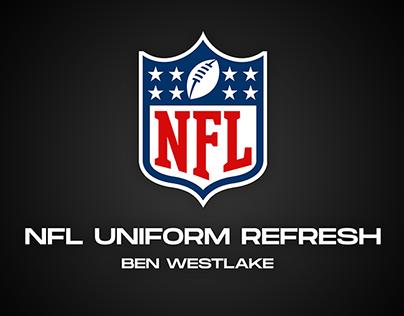 NFL Uniform Refresh