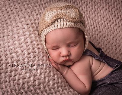 Newborn Aviator - Felipe 11 days