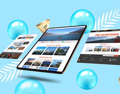 WEB Travel Việt Mỹ