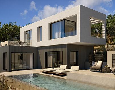 Themaso Villas in Karpathos