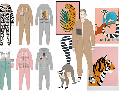CLOTHES DESIGN. DESIGN OF A KNITTED JUMPSUIT