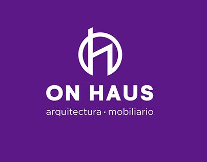 Rebranding - ON HAUS