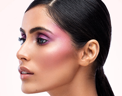 High end retouch for Luscious cosmetics