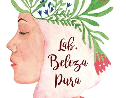 Branding - Lab. Beleza Pura