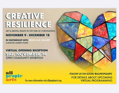Creative Resilience Exhibition
