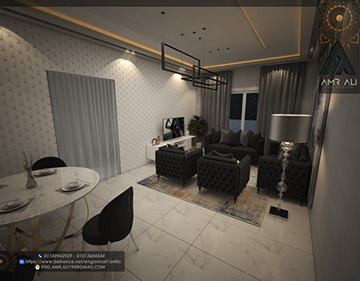 Reception| 3DMAX-VRAY & 360 HOPE YOU