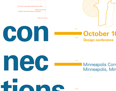 Connections—design conference