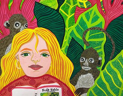 Frida Kahlo Art Education