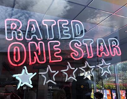 CONVERSE - ONE STAR DONUT SHOP
