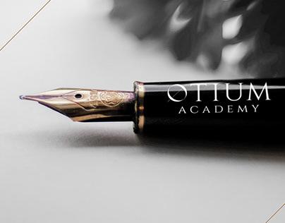 OTIUM Academy. Branding.