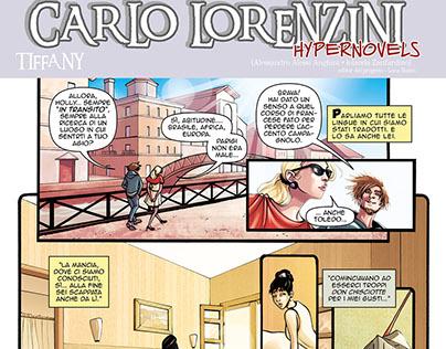 AI.Carlo Lorenzini Hypernovels - COLORS