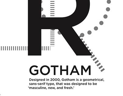 Typeface Designer Poster
