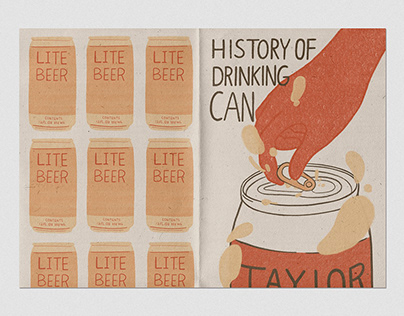 History of Drinking Can