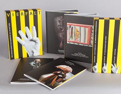 Vierfalt - Katalog / catalogue