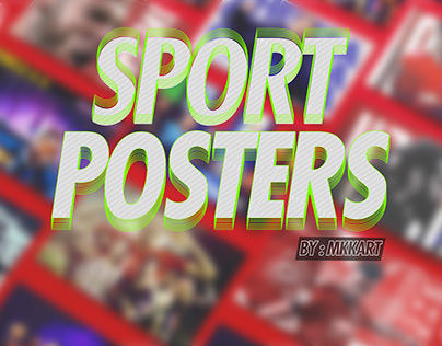 Sport Poster - MKKART