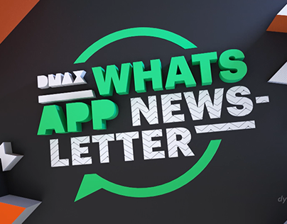 DMAX WhatsApp Newsletter