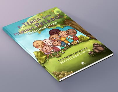 Children's Book: A Terra dos Meninos Pelados