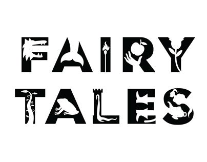 Fairy Tales Typography