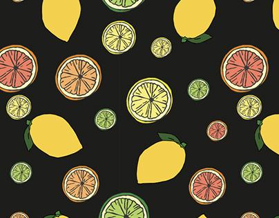 Citrus Pattern
