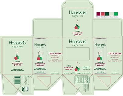 Hansen's Beverages