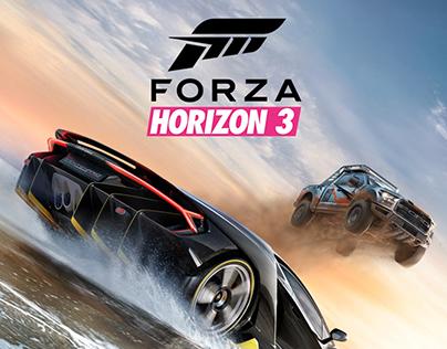 Forza Horizon 3 Japan Launch