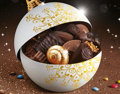 CATALOGUE CHOCOLATS FIN D'ANNÉE