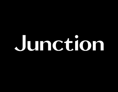 JUNCTION VISUAL IDENTITY