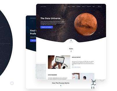Explore Placement Platform
